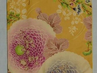 可愛くてたまらない桐谷さんの見事なハンカチの画像