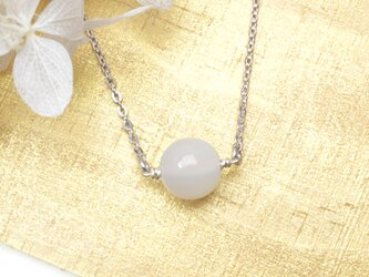 Moonstone necklaceの画像