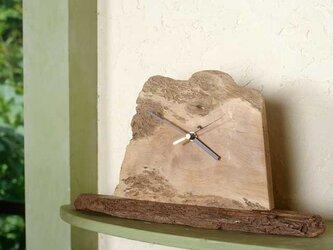 流木の時計-11の画像