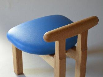 子供椅子■NAGY 018-OKO・RL■ W280xD270xH305(SH200)の画像