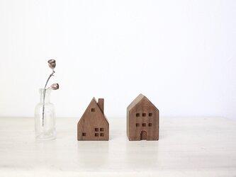 小さな木の家  -ヨーロッパの民家37-の画像