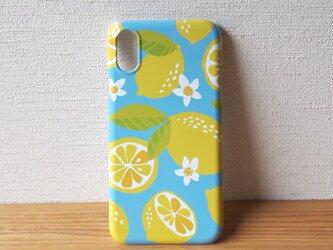 レモンの(Lsize)iPhone系プラケースの画像