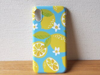 レモンの(S/Msize)iPhone系プラケースの画像