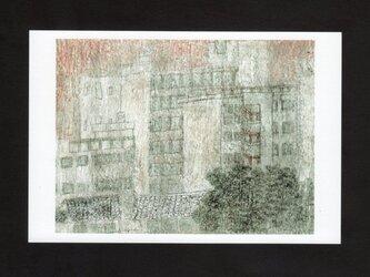 【再販】選べる2枚セットポストカード「ベランダ」の画像