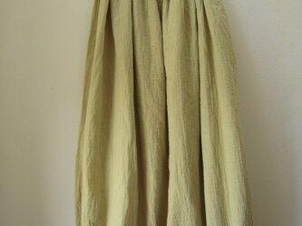 Fさまオーダー分 草木染めパンツ ーアザミーの画像
