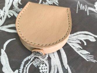 馬蹄形コインケースの画像