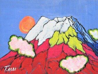 赤富士☆の画像