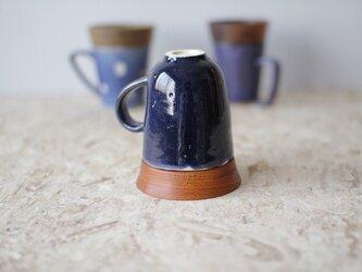 マグカップ / 木の蓋付き No.34の画像