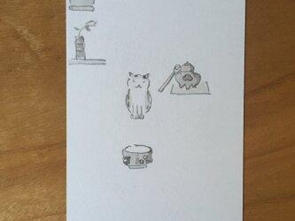 絵葉書/ポストカード <結構な御点前で>の画像