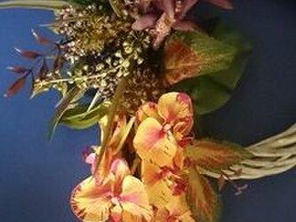 光触媒加工の美しいリース  マウナケアの画像