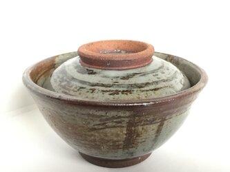 蓋つき  ごはん茶碗2の画像