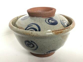 蓋つき  ごはん茶碗5の画像