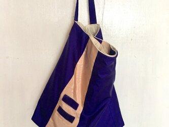 shoulderbag/ヴィンテージ ナイロンのショルダーバッグ    ■tf-331の画像