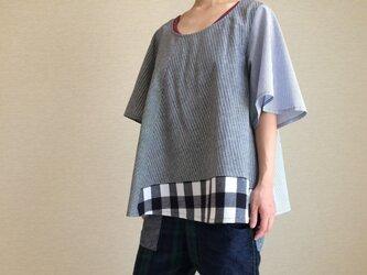 【型紙】ゆるTシャツの画像