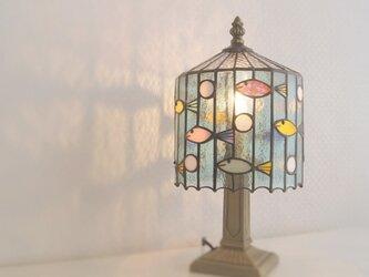 お魚ランプの画像