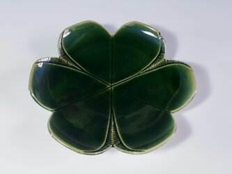 カタバミ葉皿の画像