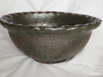 お値下げ!楕円深鉢(N-133)の画像