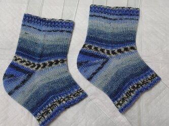 手編みかかと靴下 opal sweet&spicy 8614の画像