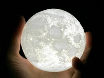 月のライトコードレス☺️可愛いサイズの画像