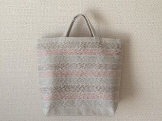 sa-si-co 「macaron」手刺繍バッグの画像