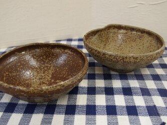自然釉の小鉢の画像