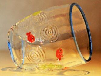 金魚グラスの画像
