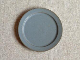 洋皿18cm 灰の画像