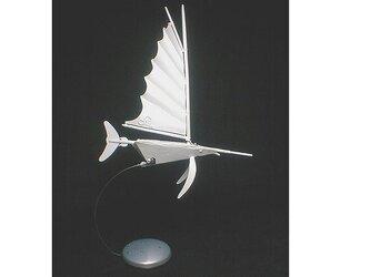 芭蕉カジキ型 ヨット模型の画像