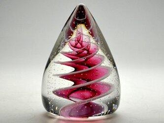 ガラスのツリー - Rose -の画像
