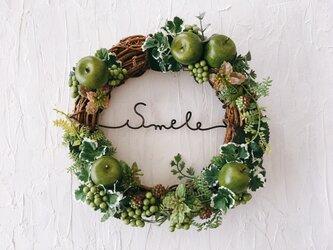 グリーンアップル Smile リースの画像