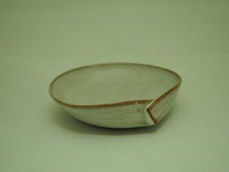 小さなお皿(shell)の画像