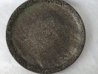 リム陽刻皿の画像