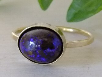 picture opal*14kgf ring Bの画像