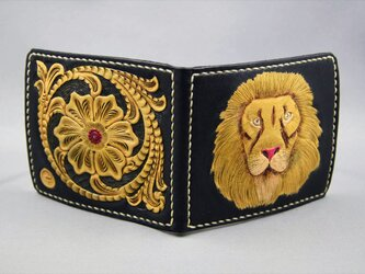 札ばさみ (ライオン)の画像