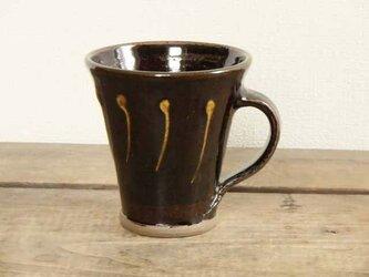 イッチンのマグカップ(茶)の画像