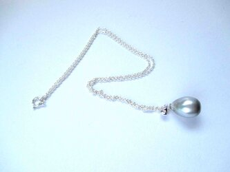 【South Sea Pearl necklace SV】の画像