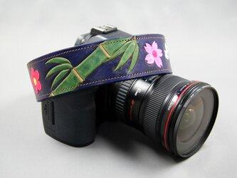 カメラストラップ(京都)の画像