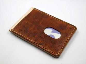ICカードケース(タン)の画像