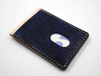 ITカードケース(ネイビー)の画像