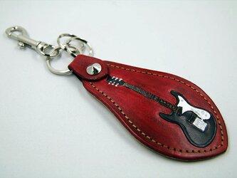 靴べらフォルダー(モズライトギター)の画像