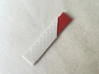 楊枝入れ 百二四号:茶道小物の一つ、菓子切鞘の画像