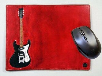 マウスパッド(モズライトギター)の画像