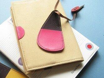 Book-catchティアドロップ ピンクの画像