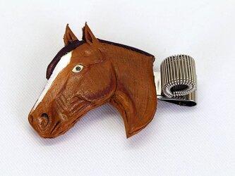 ペンクリップ(馬・ニッケル)の画像