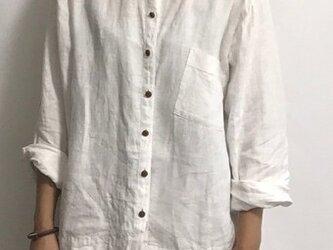 standcollar-shirtの画像