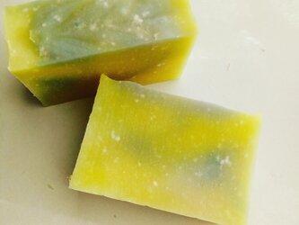 【ヒマラヤ岩塩】塩の石鹸の画像