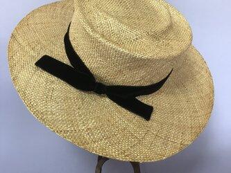カンカン帽子(シゾール)の画像