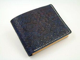 ビルフォード(カード財布)ネイビーの画像