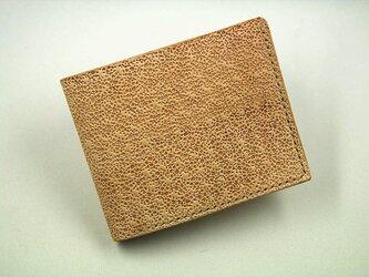 ビルフォード(カード財布)ナチュラルの画像