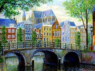 街並 オランダの画像